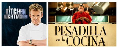 Cuando la notoriedad se paga con talones en la televisi n for Pesadilla en la cocina anou