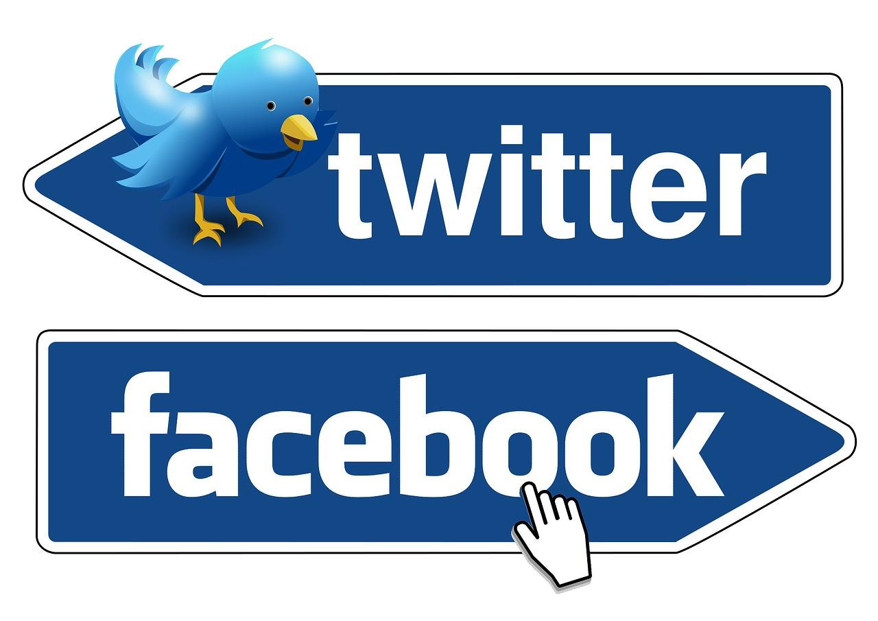 Redes sociales, facebook y twitter cada vez más parecidos