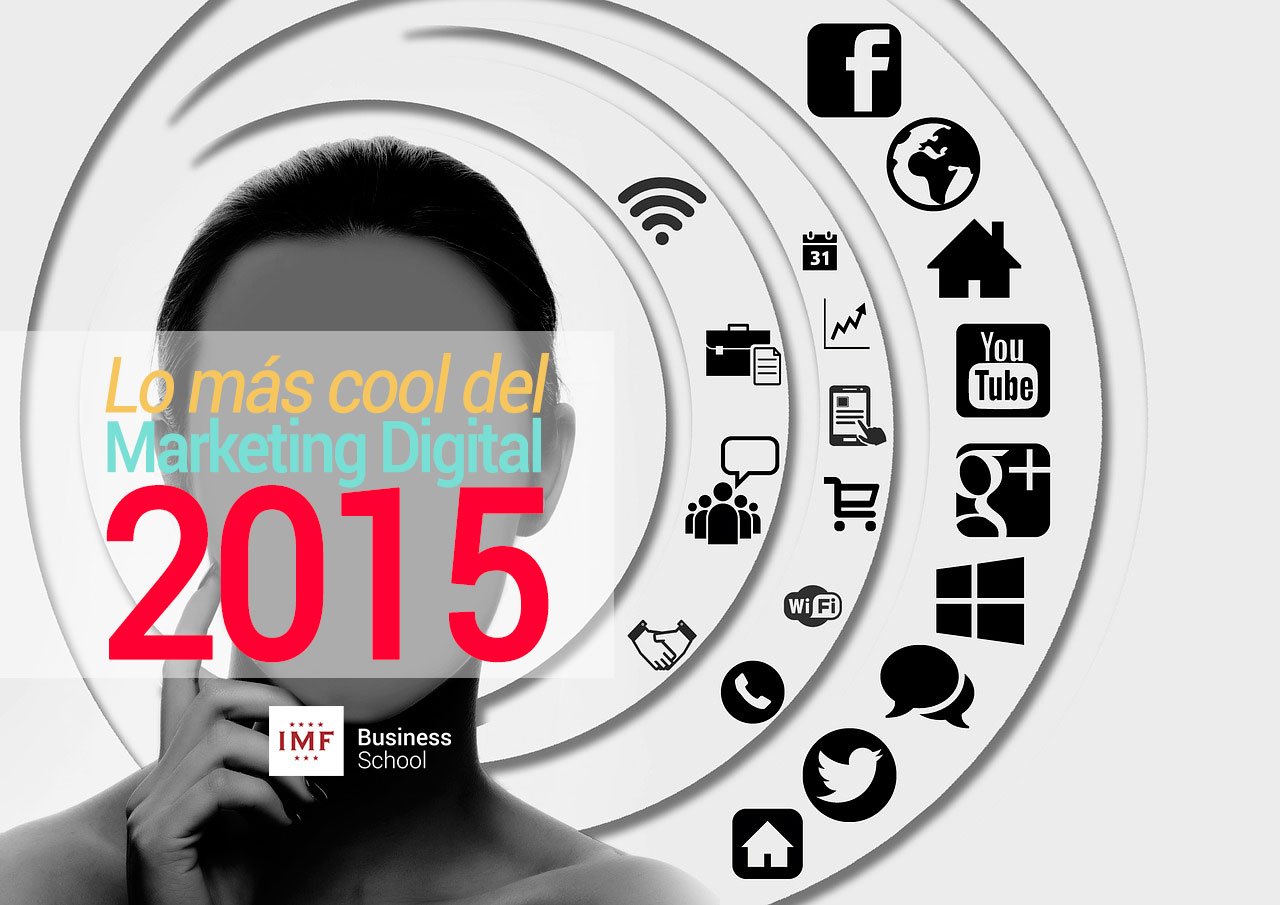lo más cool del marketing digital en 2015