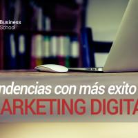Tendencias 2015 en Marketing Digital con más éxito