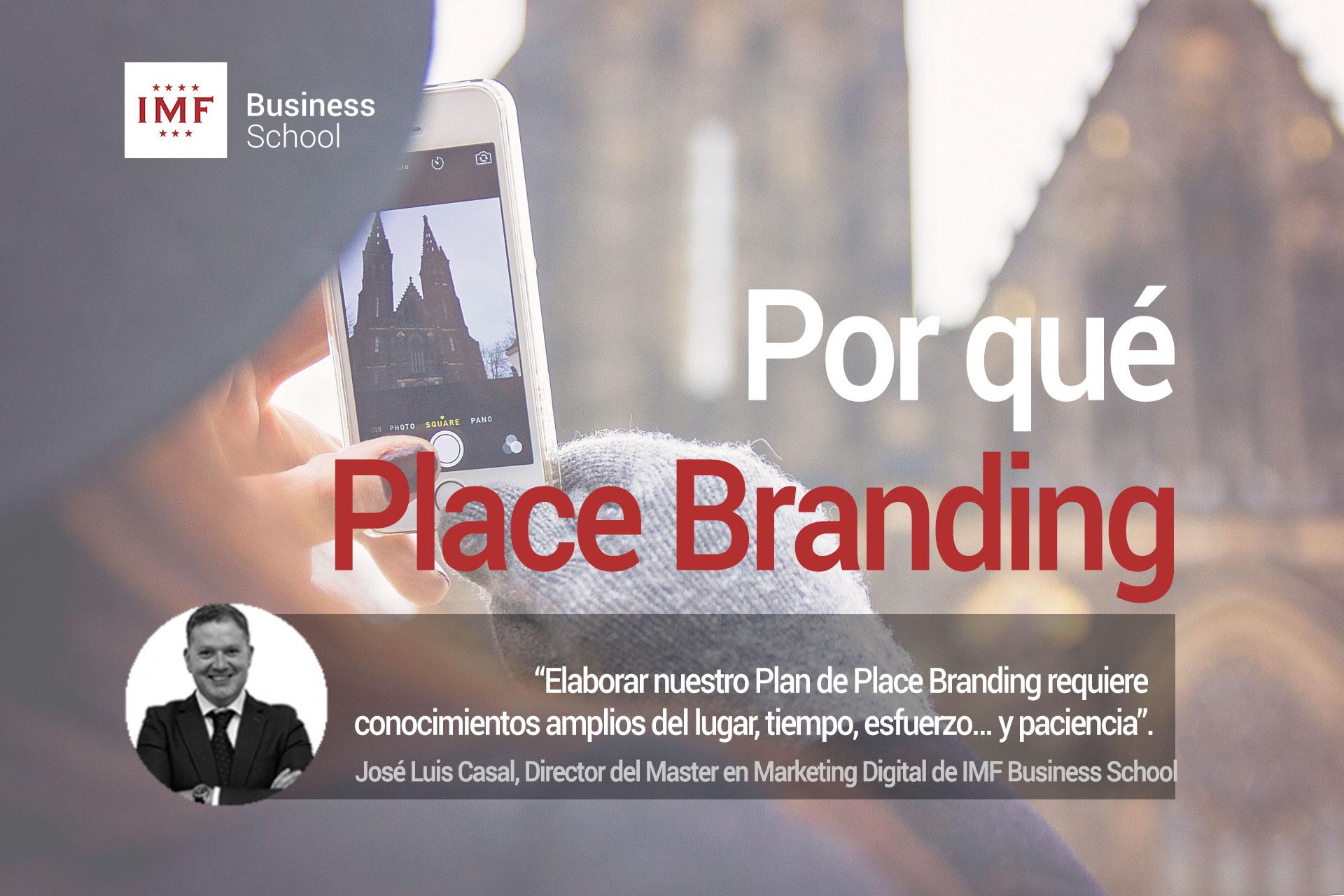 Por qué Place Branding