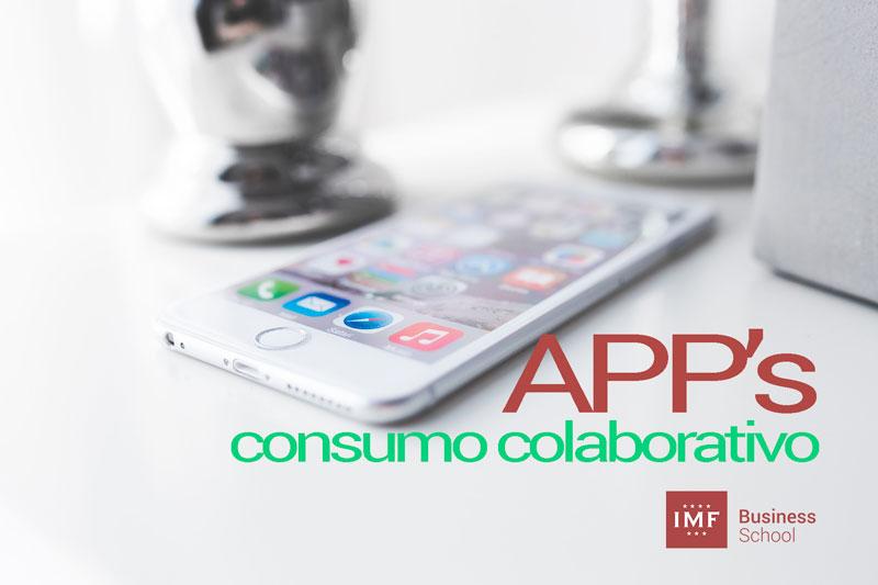 4 Aplicaciones recomendadas de consumo colaborativo