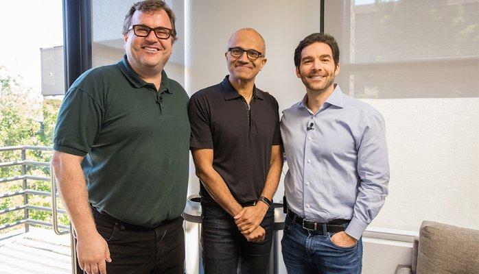 Reid Hoffman anuncia la venta de Linkedin