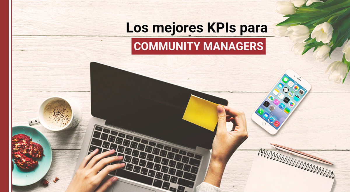 kpis community manager