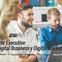 Master Executive en Digital Business y Digital Marketing de IMF