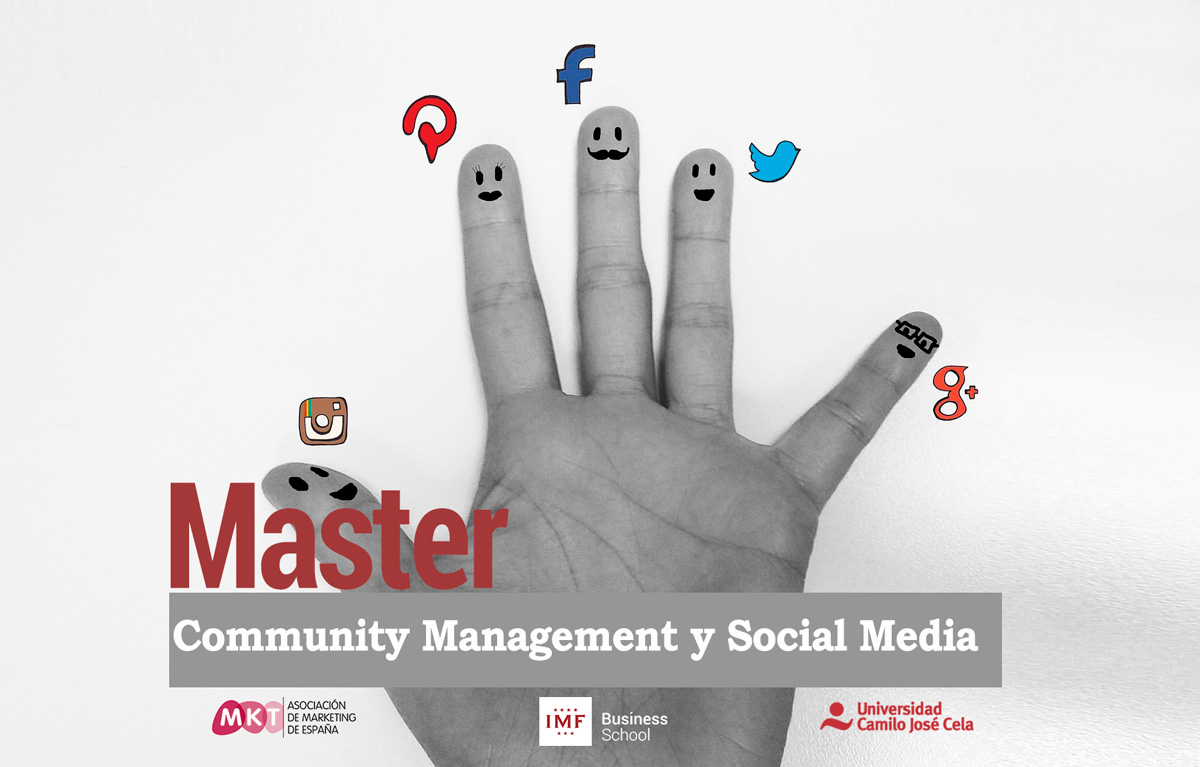 Master Redes Sociales para Community Managers