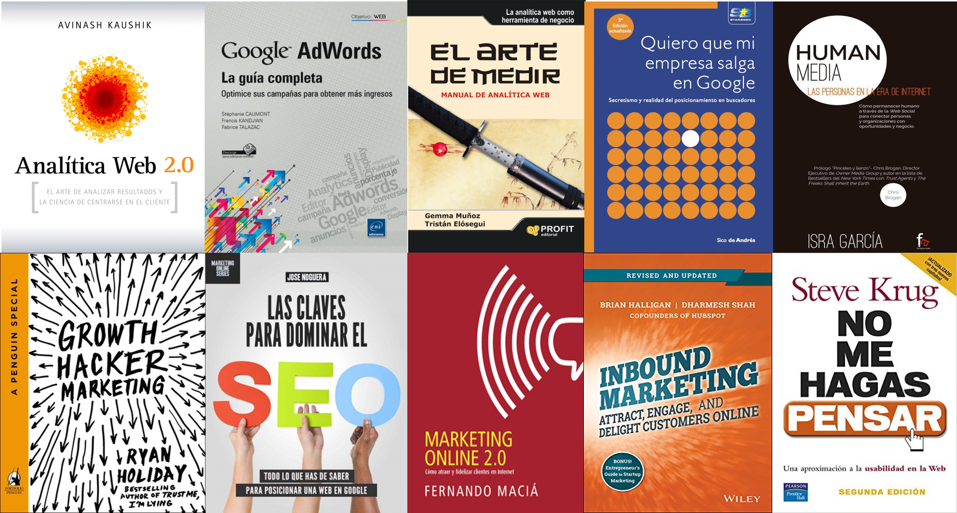mejores libros marketing seo