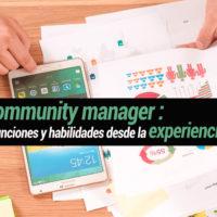 Qué es realmente el community manager