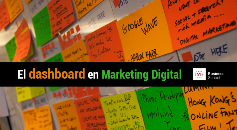 Por qué es tan importante un dashboard en Marketing Digital?
