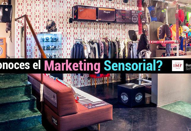 Marketing sensorial: que es y como mejora las ventas