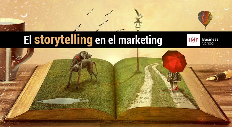 el storytelling en el marketing