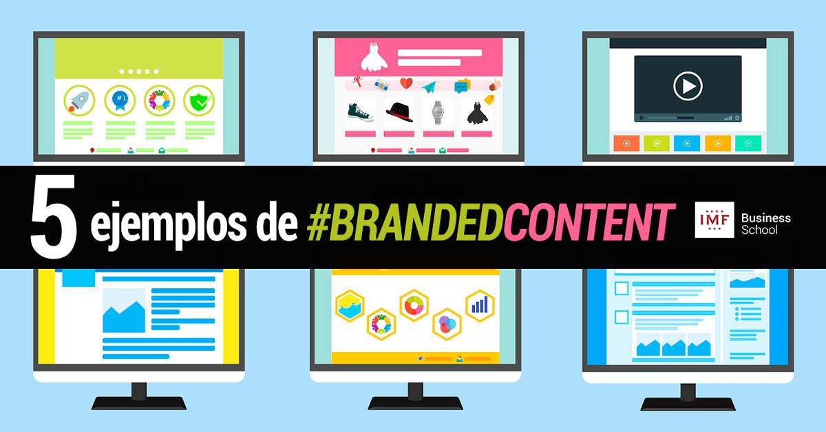 Qué es y ejemplos de branded content