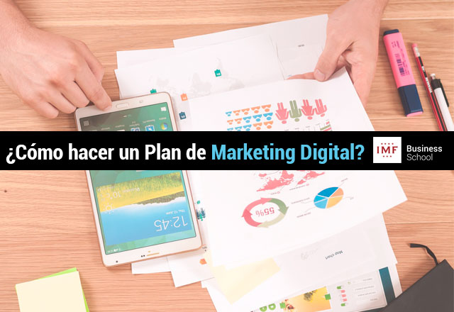 Cómo hacer un plan de marketing digital
