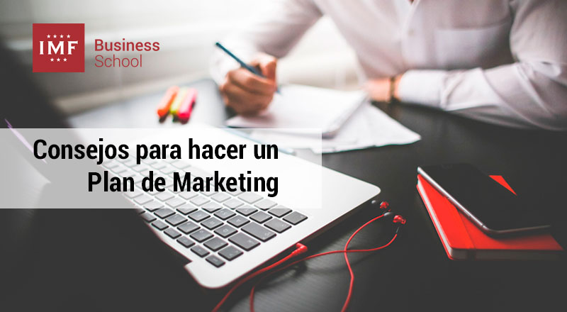 consejos para elaborar un plan de marketing