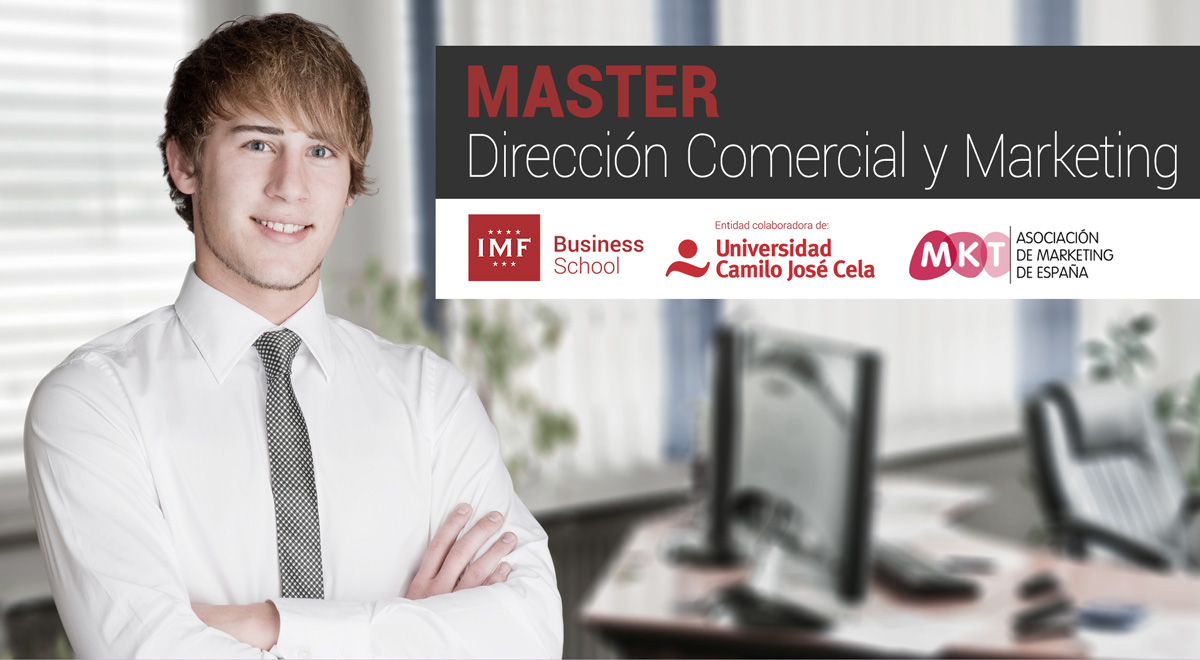 Master de Dirección Comercial y Marketing de IMF