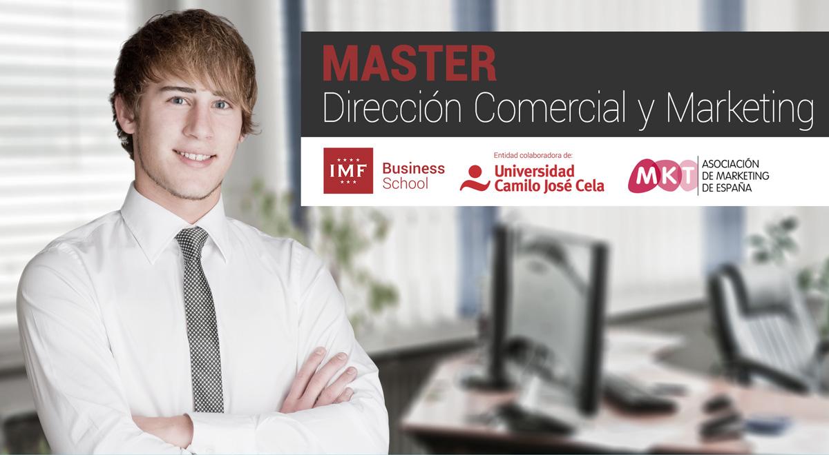 Master de Dirección Comercial y Marketing de IMF