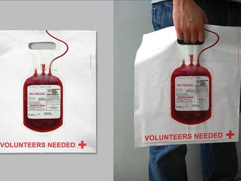 Bagvertising marketing guerrilla
