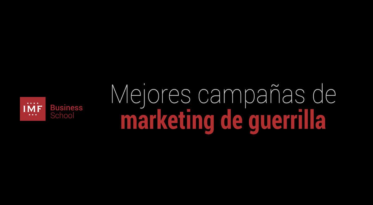 Mejores campañas de marketing de guerrilla