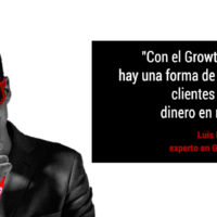 Growth Hacking, Luis Diaz del Dedo