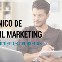conocimientos necesarios de un tecnico de email marketing