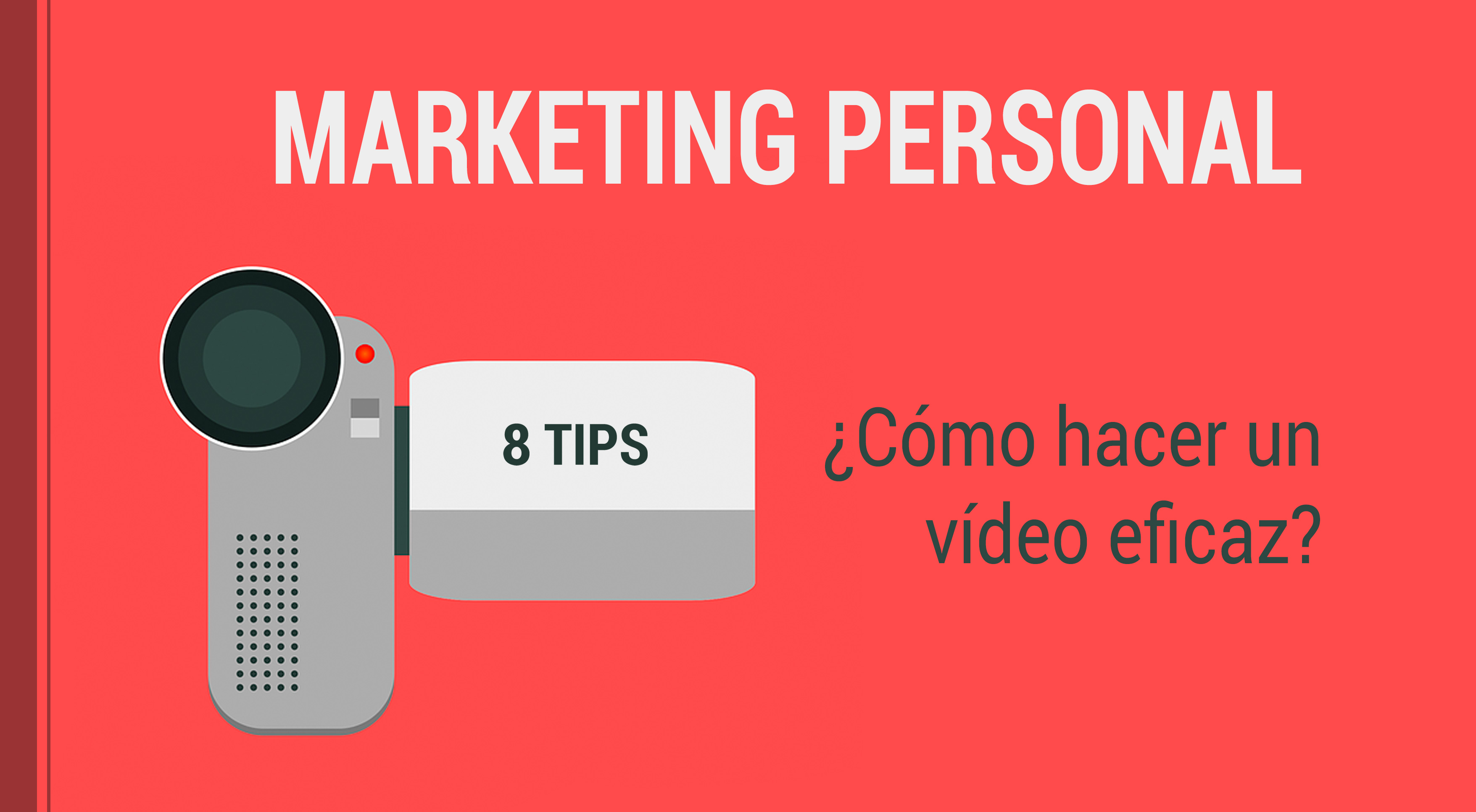 como hacer un video de marketing personal