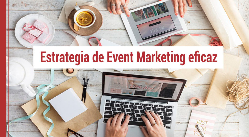 estrategia de event marketing