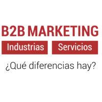marketing de servicios y de industrias