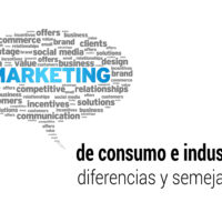 diferencias entre marketing de consumo e industrial