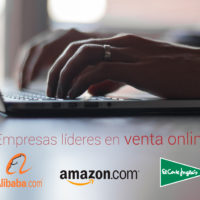 alibaba amazon y el corte ingles venta online