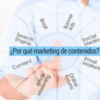 Marketing de contenidos para la captación