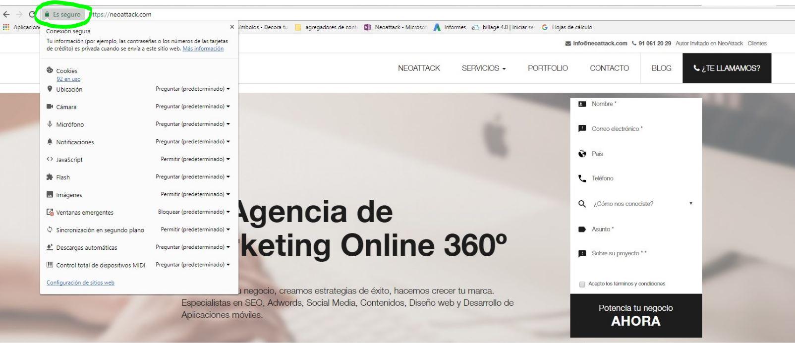 d1f2a917b5 5 pistas clave para saber si una web es segura para hacer compras online
