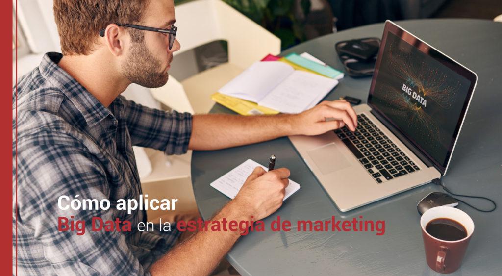 big data y estrategia de marketing