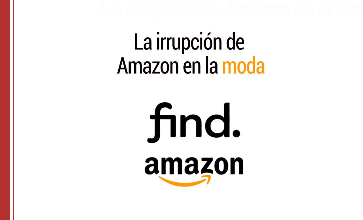 Amazon Find, tienda de ropa y moda