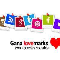 Las redes sociales ayudan a generar lovemarks