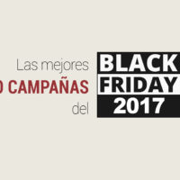 campanas de black friday 2017