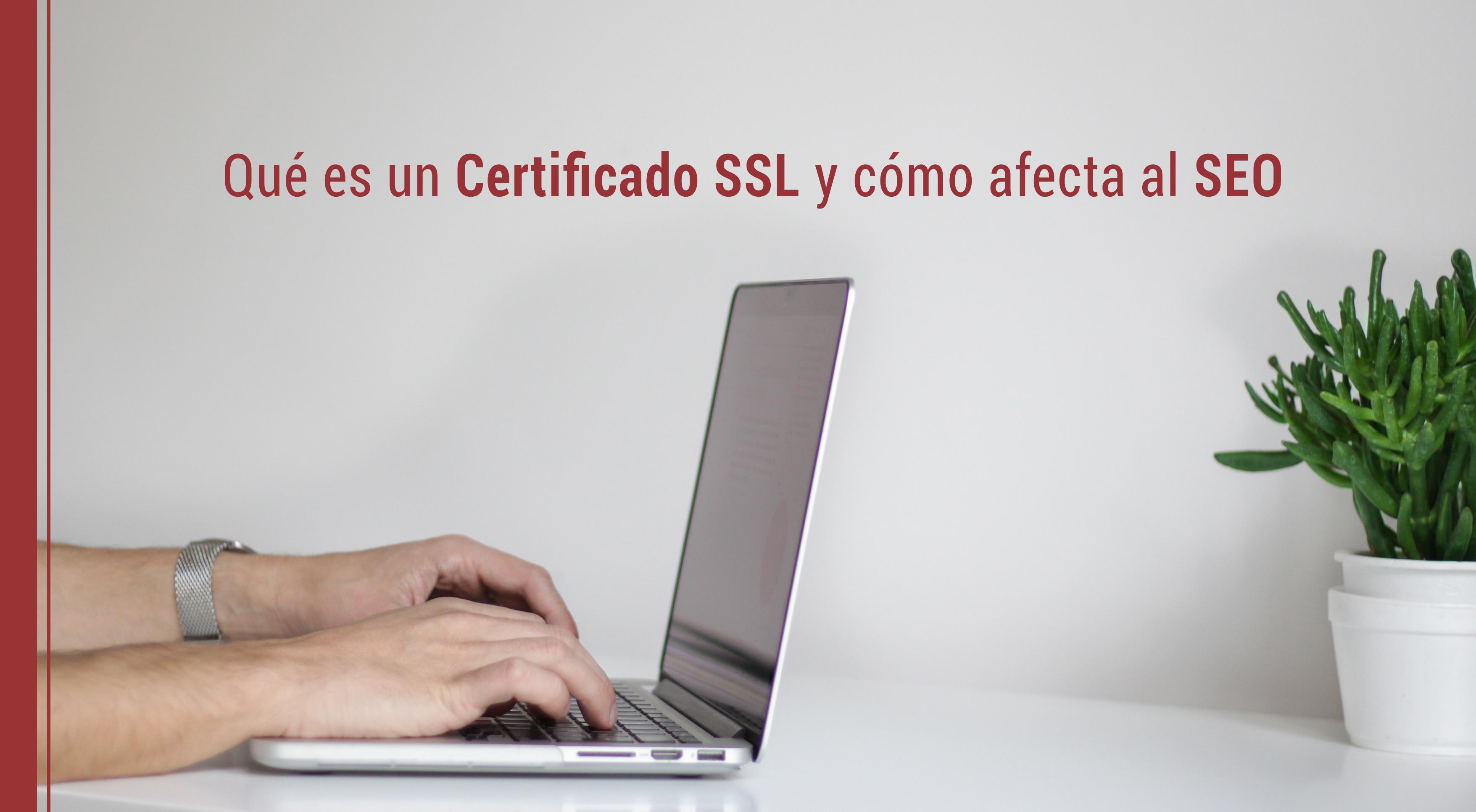 que es el certificado ssl y el seo