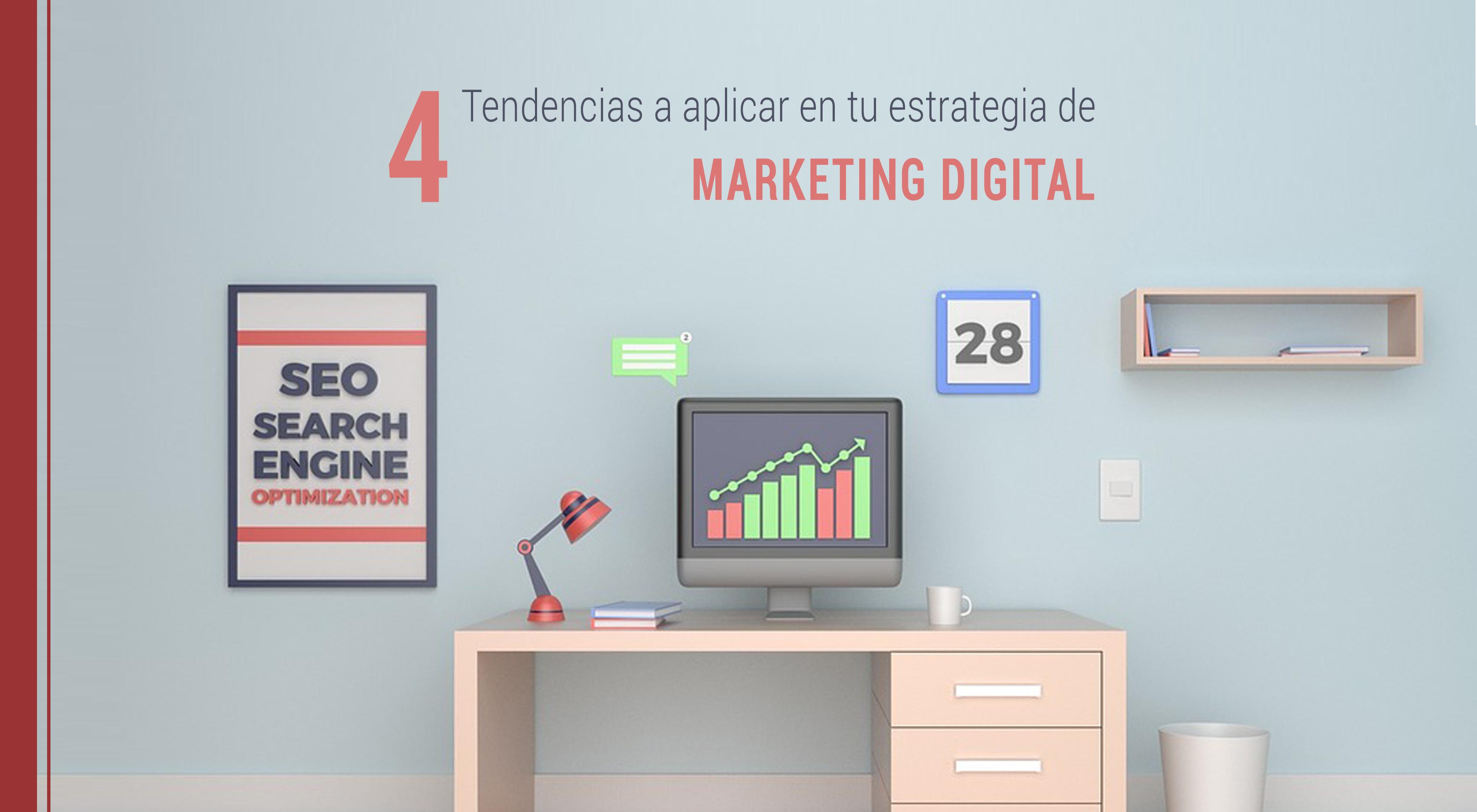 tendencias en la estrategia de marketing digital