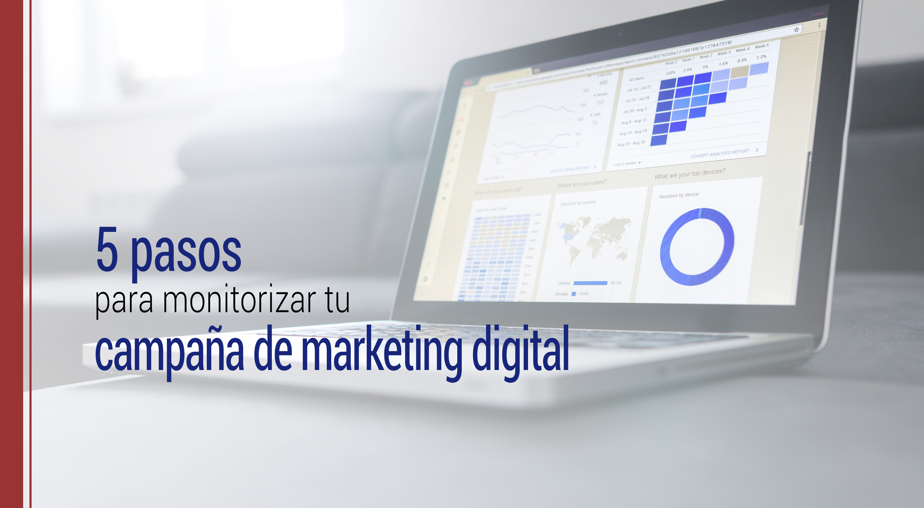 pasos para monitorizar una campaña de marketing digital