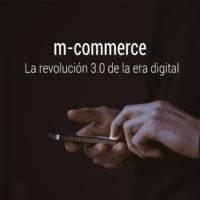 que es el m-commerce y como es la venta de productos y servicios