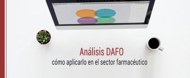 el analisis dafo en productos medicos