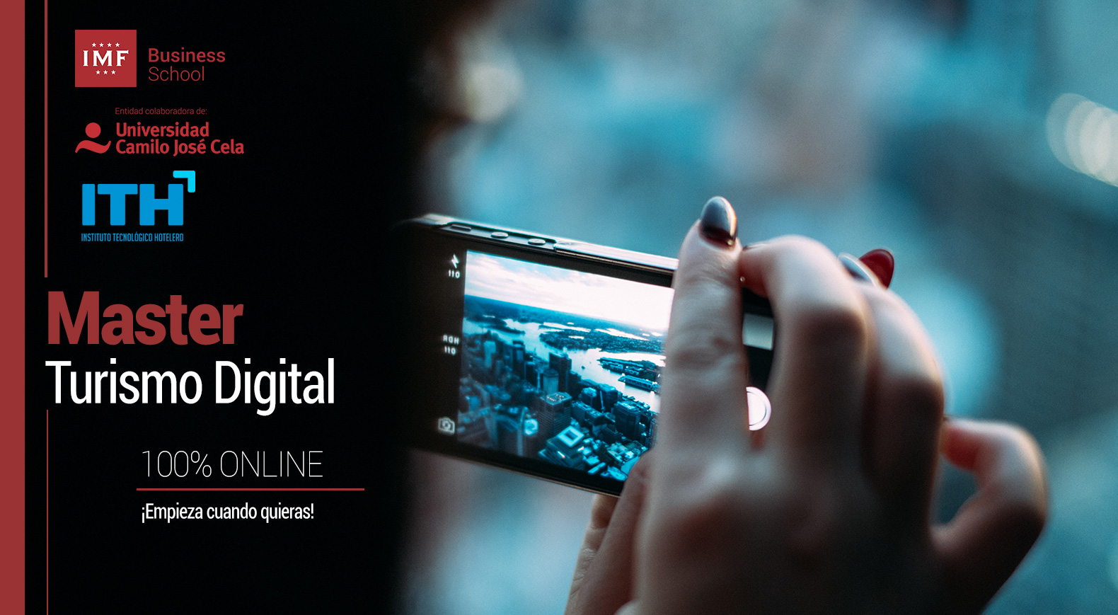 Master en Marketing Turistico Digital