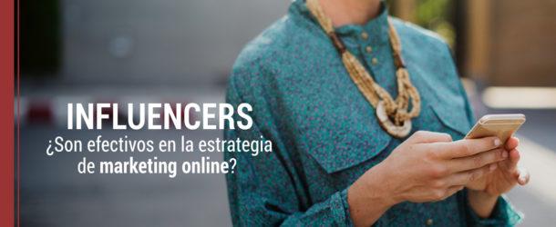 los influencers en la estrategia de marketing online