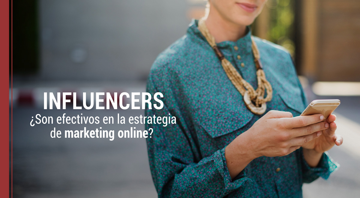 los influencers en la estrategia de marketing online