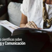 Revistas científicas sobre marketing y comunicación
