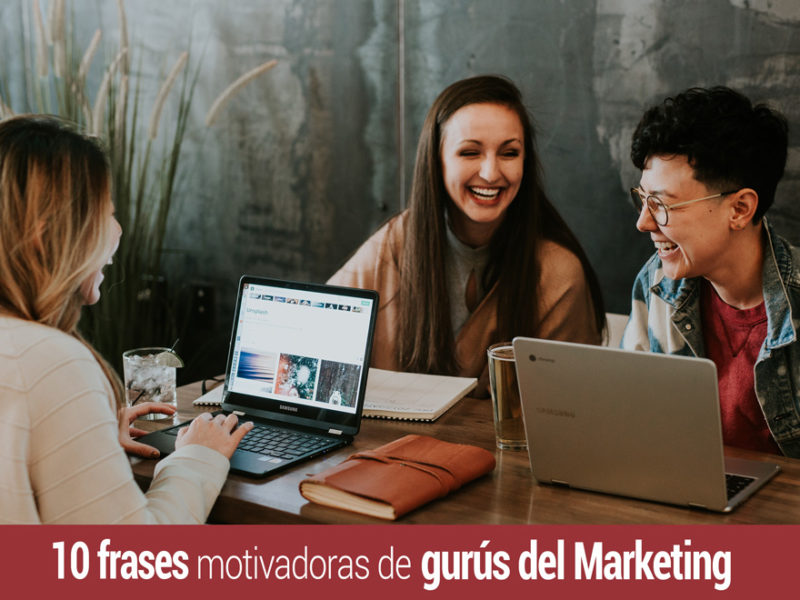 frases de gurus del marketing