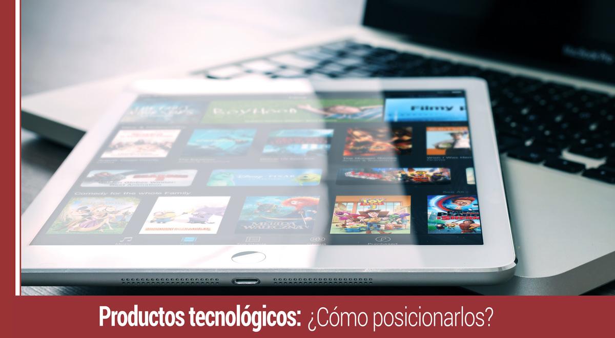 el posicionamiento de los productos tecnologicos en el plan de marketing