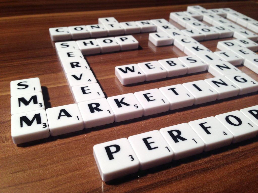 scrabble marketing online