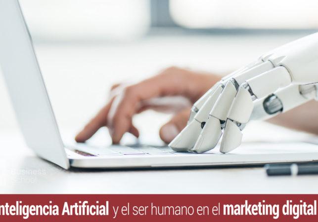 la inteligencia artificial en marketing digital