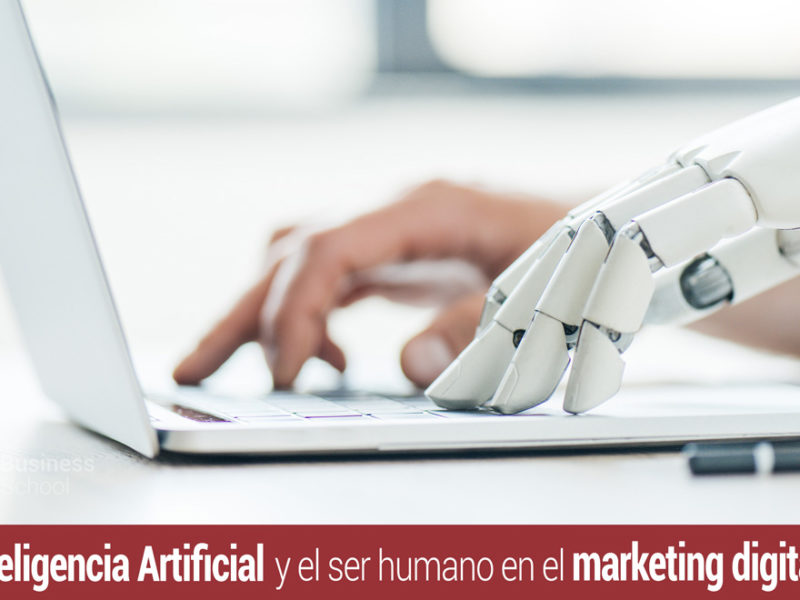 la inteligencia artificial en marketing digital