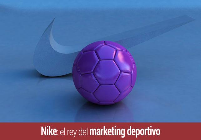 por que nike es el rey del marketing deportivo